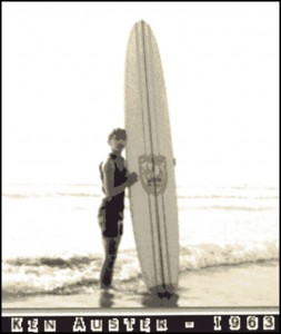 Ken Auster 1966